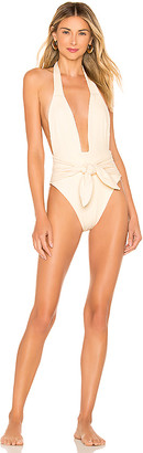 Montce Swim Tropez Tie Up One Piece