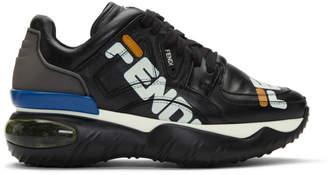 Fendi Black Mania Sneakers