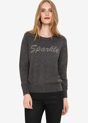Phase Eight Daisy Sparkle Knitted Jumper