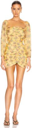 Markarian Brunello Mini Dress in Sherbet Floral | FWRD
