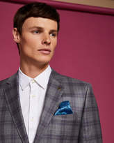 Debonair Check Suit Jacket