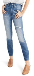 Madewell Rigid High Waist Skinny Jeans