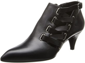 Casadei Women's Criss Cross Ankle