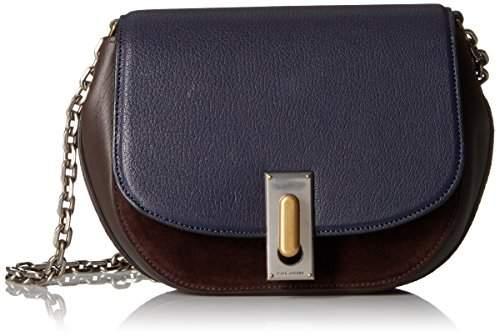 Marc Jacobs Jane West End Suede Handbag