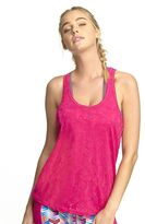 Colosseum Women's Beachin Burnout Yoga Tank