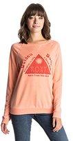 Roxy Junior's Ray Of Light Golden Sands Sweatshirt