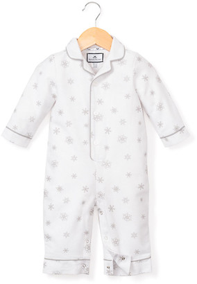 Petite Plume Winter Wonderland Pajama Coverall, Size 0-24 Months