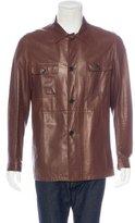 Prada Fine Leather Jacket