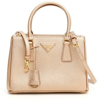 Prada Galleria Mini Saffiano Tote Bag