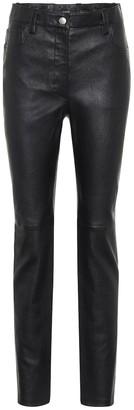 Joseph Cindy leather pants