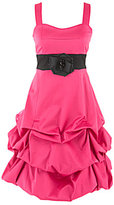 Ruby Rox 7-16 Satin Pickup Dress