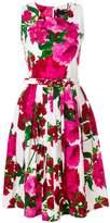 Samantha Sung Rachel floral dress
