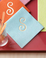 Caspari 100 Lizard Cocktail Napkins