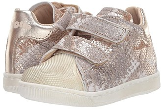 Naturino Falcotto Moon VL SS20 (Toddler) (Gold) Girl's Shoes