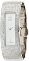 Calvin Klein Women's Steel Bracelet & Case Swiss Quartz Analog Watch K2023120