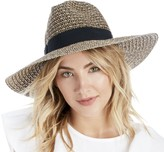 Sole Society Mixed Weave Sun Hat