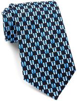 Tailorbyrd Silk Flip Flop Tie