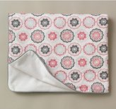 DwellStudio Stroller Blanket, Zinnia Rose (Discontinued by Manufacturer) by Dwell Studio