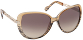 Rocawear Women's R3198 Butterfly Sunglasses