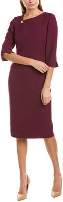Donna Karan Sheath Dress