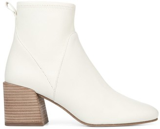 Via Spiga Diana Leather Ankle Boots