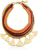 Ben-Amun Jewelry color Woven-Cord Pendant Necklace