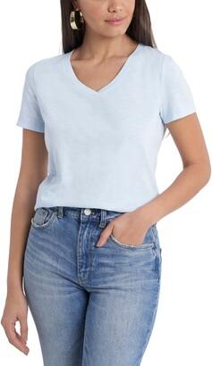 1 STATE V-Neck T-Shirt