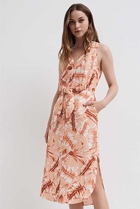 Witchery Tie Print Dress