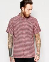 Patagonia Shirt With Check Short Sleeves Regular Fit