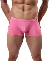 Zrong Mens Sexy Underwear Nightwear Boxer Brief Shorts Underpants
