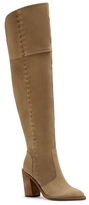 Vince Camuto Morra – Whipstitch-detailed Over-the-knee Boot