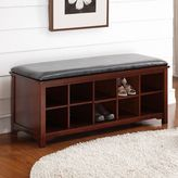 Linon Cape Anne Storage Bench