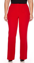 JCPenney Worthington Modern Fit Trouser Pants - Plus