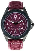 Liu Jo Liu-Jo Wristwatch Men's Camp601 Luxury Limited Edition Fabric Date