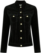 Amapô - velvet jacket - women - Cotton/Elastodiene - PP