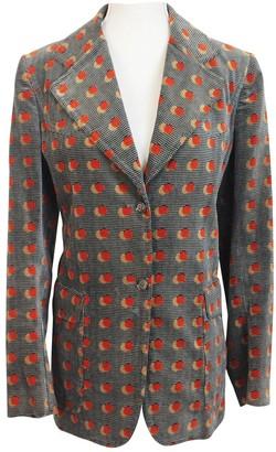 Ted Lapidus Multicolour Velvet Jackets