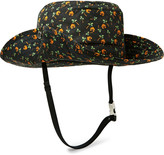 Prada Printed Shell Hat