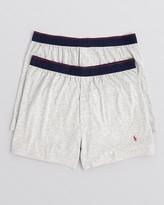 Polo Ralph Lauren Ralph Lauren Supreme Comfort Knit Boxers, Pack of 2