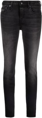 R 13 High-Rise Skinny Jeans