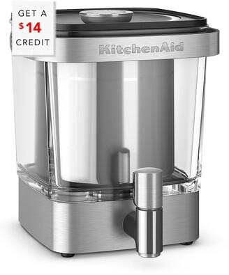 KitchenAid 38Oz Cold Brew Coffee Maker - Kcm5912sx With $12 Credit
