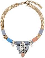 Rada' Radà rhinestone embellished necklace