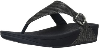 FitFlop Women's The Skinny Sparkle Flip Flop