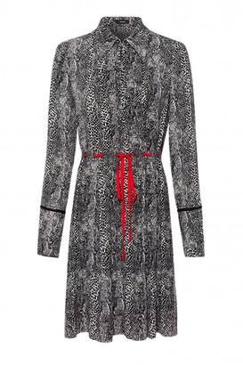 Riani Animal Print Dress - 8