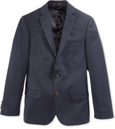 Lauren Ralph Lauren Boys' Husky Solid Navy Suit Jacket