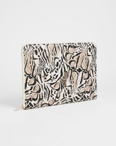 Thumbnail for your product : Ted Baker Giraffe Quilted 15inch Laptop Case