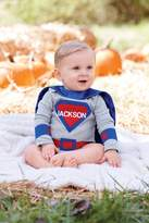 Mud Pie Baby Superhero Set