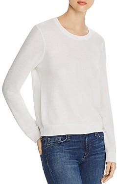 Eileen Fisher Petites Open-Knit Sweater