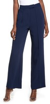 Topshop PINTUCK CLEAN WIDE TROUSERS
