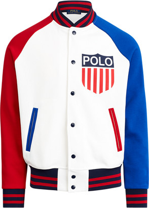 Ralph Lauren Polo Shield Baseball Jacket