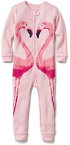 Gap Flamingo zip sleep one-piece